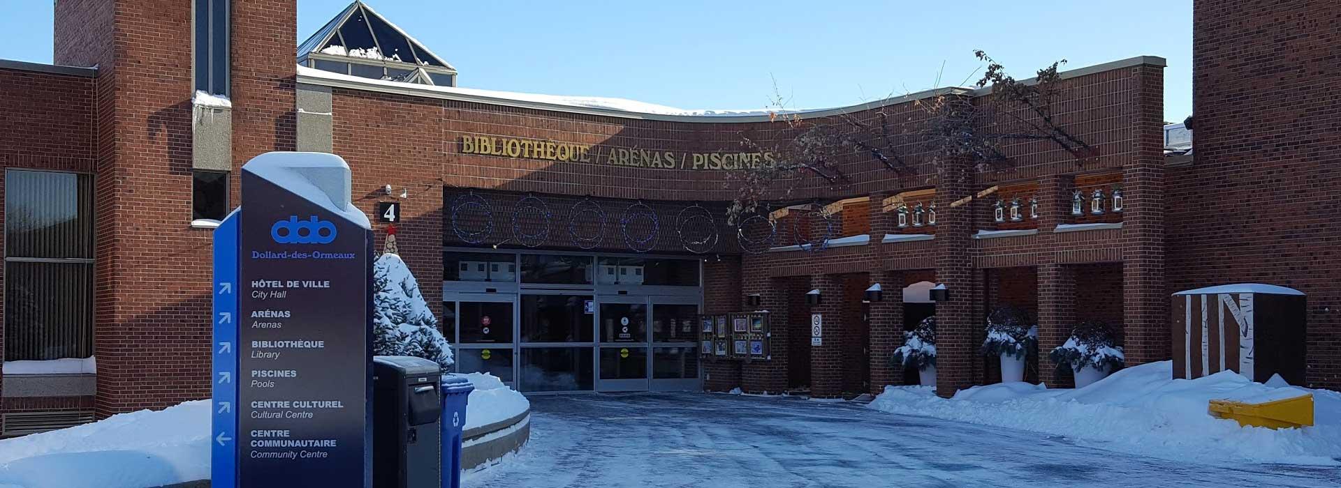 CPA Dollard FSC Arena